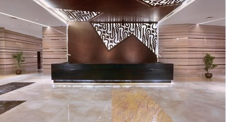 From the moment they arrive at The Alana Solo, guests are welcomed by the hotel's modern, bright new design features