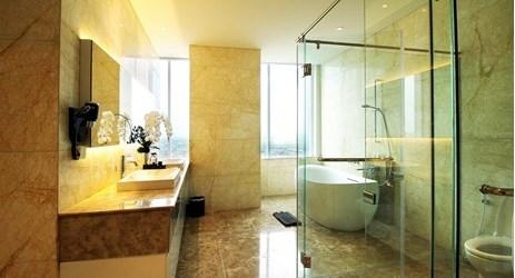 President Suite Bathroom