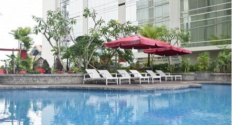 It is a perfect place to relax and enjoy the leisure time while staying at The Alana Hotel Yogyakarta.
