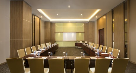 Executive Meeting Room. Ideal for strategic meeting, teleconference or private meeting