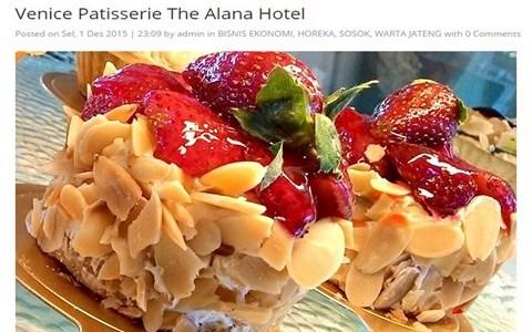 Venice Patisserie The Alana Hotel