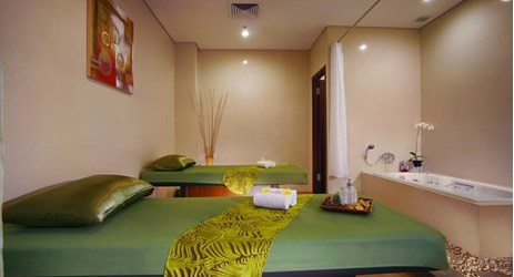 Take care of your body with ultimate relaxation in our Artha Spa
