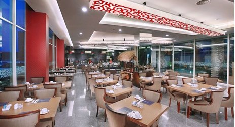 Enjoy your breakfast, lunch and dinner at Azalea Restaurant serves Indonesian, chinesse