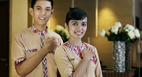 Welcome to Aston Makassar, we will welcoming you warmly when you come to our lobby area