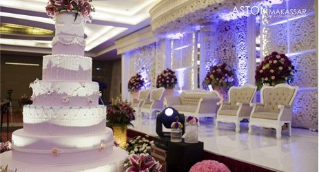 Create your happily ever after and contact our Wedding Specialist to make your wedding dreams come true in makassar