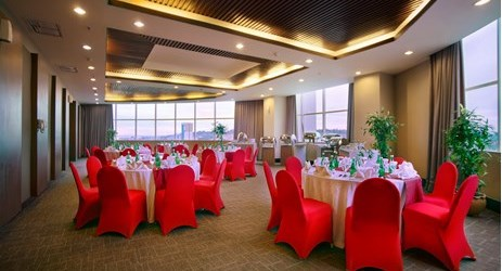 Perfect place to held a meeting and luncheon at the same time in Balikpapan.