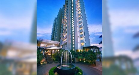 The luxurious 4 star hotel in the heart of the city of Balikpapan