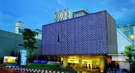 Hotel mewah bintang 5 di tengah kota Yogyakarta