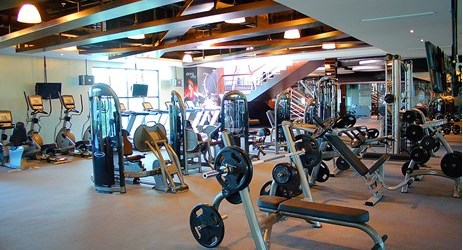 Come and workout in our state of the art facility. Our gym and aerobics studio provides a variety of programs such as aerobic classes, yoga, zumba etc,