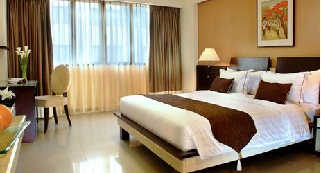 modern and comfortable room for holiday in Kuta bali