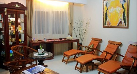 To rejuvenate your body and mind after a busy day in manado