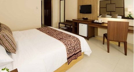 Modern room with classic design in manado