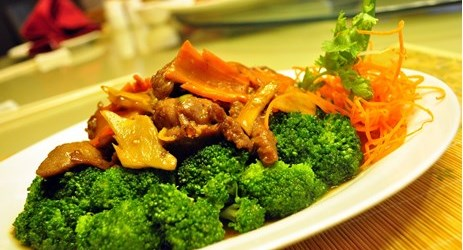 Enjoy one of our menu from Dynasty Restaurant