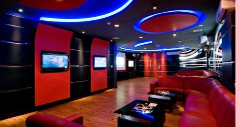 Equipped with the latest technology in sound system, modern karaoke system and luxurious furniture