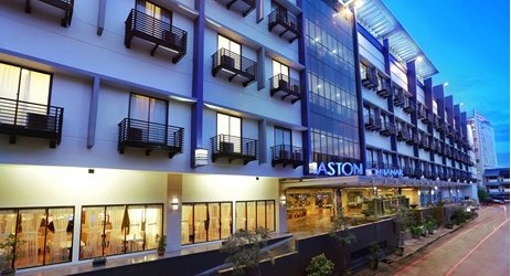 Aston Pontianak offers 156 spacious and elegant rooms, comprehensive facilities and entertainment. It's truly an oasis in the heart of Pontianak.