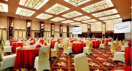 Kamandaka Ballroom have a wide capacity and gracious place, up to 1.000pax.