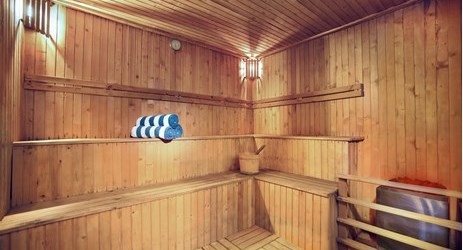 A cozy clean and comfortable sauna to pampering body while have a business or holiday in Samarinda