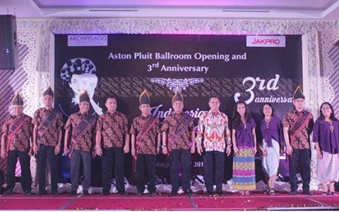 New Ballroom for Aston Pluit