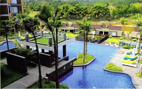 Aston Sentul, Hotel With Modern Contemporer Style and Eco-Friendly