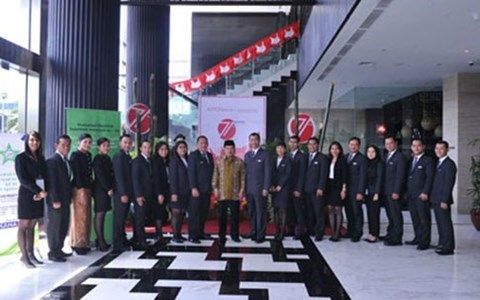 Photo News: Mr. Jusuf Kalla, The Vice President of Indonesia Visit Aston Priority Simatupang