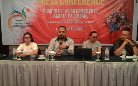 Balikpapan Become the First City for Asean Games Socialization Roadshow