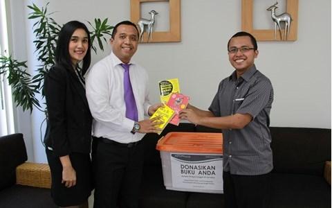 Aston Bogor Create Village Library