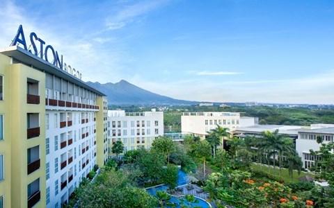 Aston Bogor Hotel & Resort Raih Penghargaan Green Hotel Award 2015