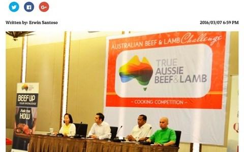 Grand Aston Yogyakarta Gelar Pelatihan Khusus Daging dan Kompetisi Memasak