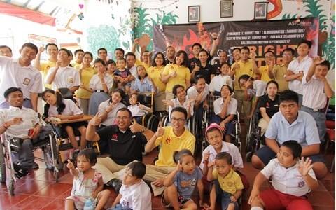 Aston Kuta Celebrates Anniversary with CSR Activities