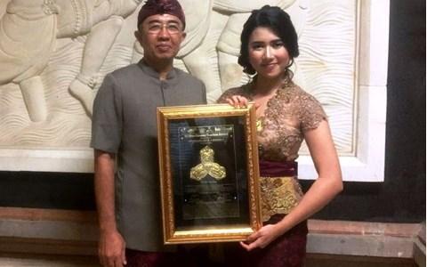 Gold Medal for Aston Kuta Hotel