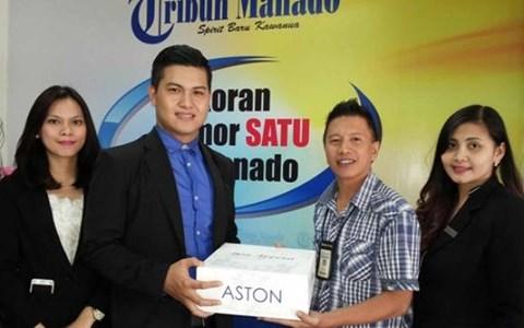 Aston Manado Hotel Visit Tribun Manado