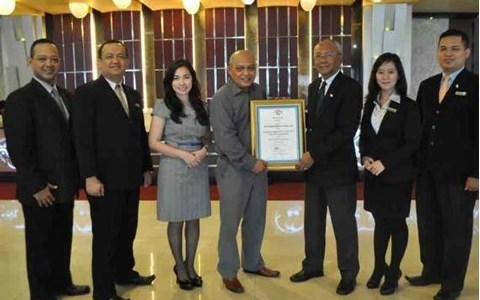 Aston Pontianak Hotel & Convention Center maintained it's four-star hotel prestige