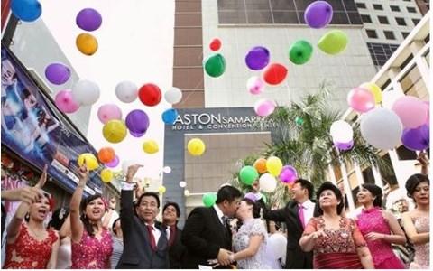 Get various advantages, Celebrate Wedding at Aston Samarinda Only Rp182.000, - Net