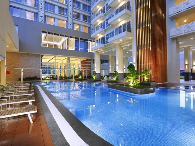 Aston batam hotel residence facilities and services - Jubilee hills international swimming pool ...