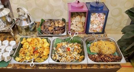 Javanese menu taste like angkringan