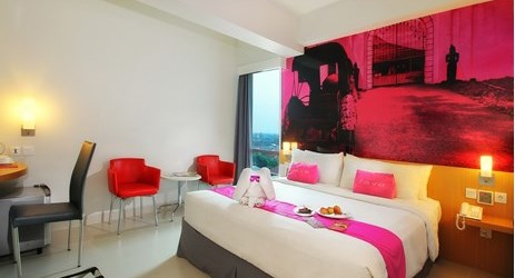 Comfortable room with nice view