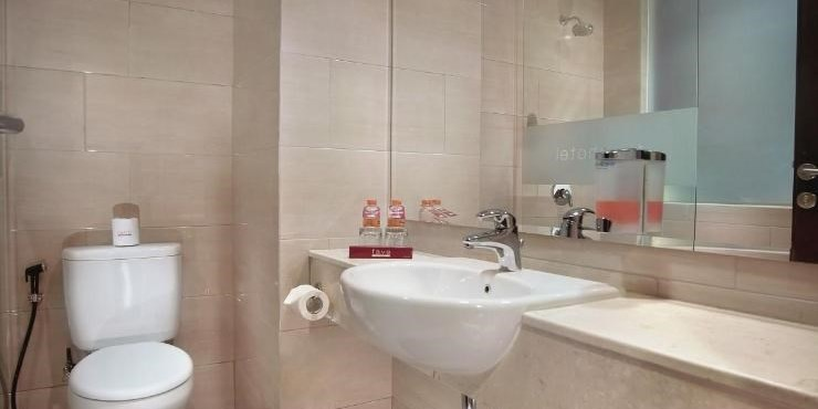 Favehotel melawai select service hotel in jakarta for Bathrooms r us clayton