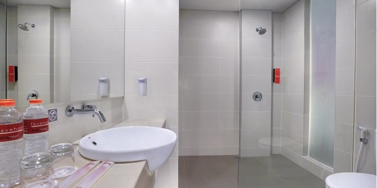 Favehotel sudirman bojonegoro overview price and reviews for Bathrooms r us reviews