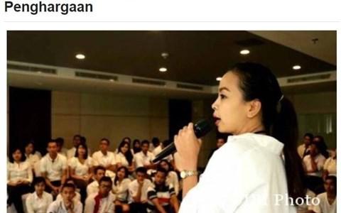 Hotel Harper Mangkubumi Kembali Raih Penghargaan
