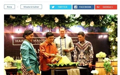 Harper Mangkubumi Yogyakarta Bagikan Kasih di Hari Spesial