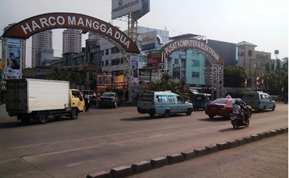 Hotels near ITC Mangga Dua Mall, Jakarta - BEST HOTEL