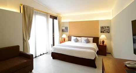 The 75 sqm Suite Room is the perfect choice for family and Business Trip.
